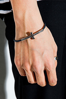 CROSS MAGNET BRACELET십자가 자석 팔찌[3color /one size]
