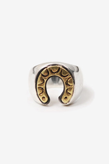 HORSESHOE COMBO RING[one color / 30size]
